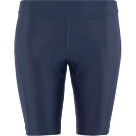 Ziener Celcie X-Function fietsbroek kort Dames blauw